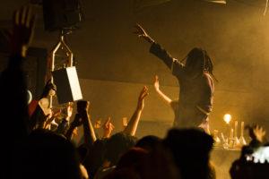 Scratchattic concert live à st so Lille